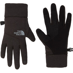 The North Face Etip Hardface Guantes Mujer, tnf black heather